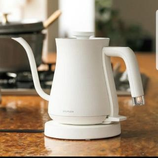 バルミューダ(BALMUDA)のThe Pot K02A-WH [ホワイト](電気ケトル)
