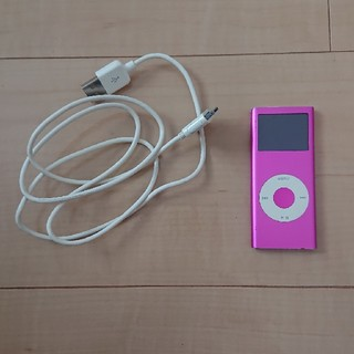 Apple - 第2世代 iPod nano 4GB