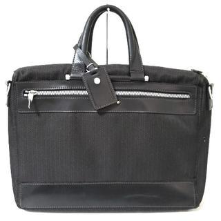 ポールスミス(Paul Smith)のポールスミス ビジネスバッグ美品  黒(ビジネスバッグ)
