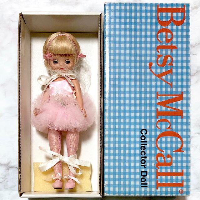 【未使用】タイニー ベッツィー マッコール エンタメ/ホビーのおもちゃ/ぬいぐるみ(キャラクターグッズ)の商品写真