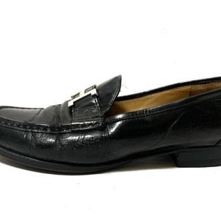 エルメス(Hermes)のエルメス ローファー 37 1/2 レディース(ローファー/革靴)