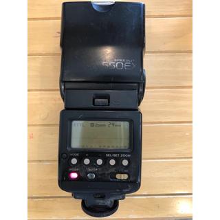 キヤノン(Canon)のCanon Speedlite 550EX 動作品(ストロボ/照明)