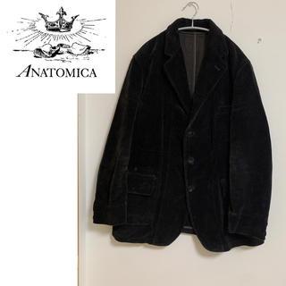 コモリ(COMOLI)のANATOMICA / HOBEREAU / コーデュロイジャケット(テーラードジャケット)