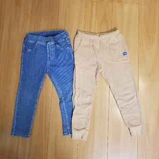 サマンサモスモス(SM2)の子供服 パンツまとめ売り サイズ100 SM2 無印良品(パンツ/スパッツ)