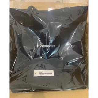 シュプリーム(Supreme)のsupreme canvas tote トートバッグ black(トートバッグ)