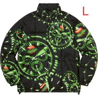 シュプリーム(Supreme)のWatches Reversible Puffy Jacket(ダウンジャケット)