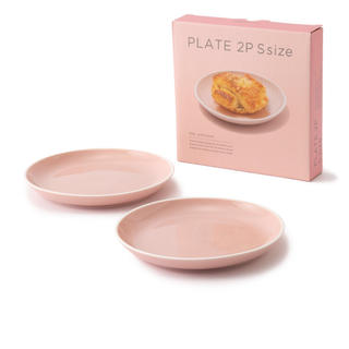 Francfranc - francfranc オルディ プレート (2枚セット) S ピンク