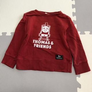 サマンサモスモス(SM2)の【100size】トーマス トレーナー(Tシャツ/カットソー)