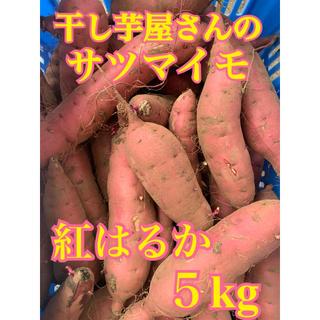 干し芋屋さんの紅はるか 5kg(野菜)