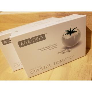 クリスタルトマト 30タブレット入×2箱 新品未開封
