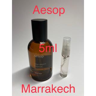 イソップ(Aesop)のAesop Marrakech イソップ マラケッシュ 5ml(香水(男性用))