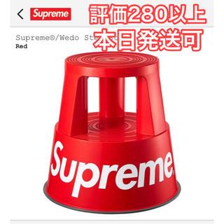 シュプリーム(Supreme)のSupreme®/Wedo Step Stool 赤(その他)