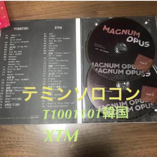 シャイニー(SHINee)のテミン MAGNUM OPUS (ペンカフェDVD)(K-POP/アジア)