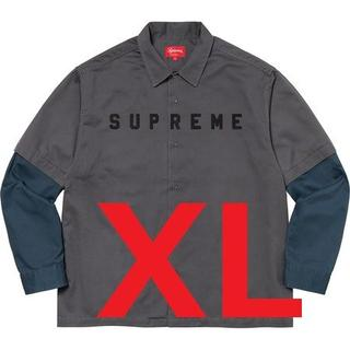 Supreme 2-Tone Work Shirt