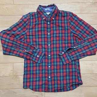 アバクロンビーアンドフィッチ(Abercrombie&Fitch)のAbercrombie & Fitch チェックシャツ(シャツ)