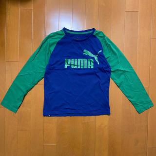 PUMA - PUMA 長袖Tシャツ 140サイズ