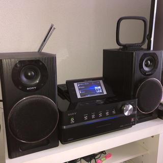 SONY - 【値下げ】SONY NETJUKE ハードディスクコンポ NAS-M700HD