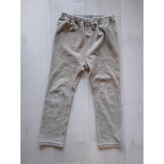 MUJI (無印良品) - 無印良品 パンツ 100