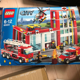 Lego - レゴブロック レゴシティ まとめ売り 5508  60004 2kg以上