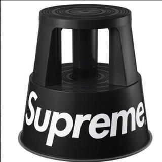 シュプリーム(Supreme)のSupreme Wedo Step Stool black ブラック(その他)