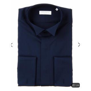 スーツカンパニー(THE SUIT COMPANY)のウイングカラードレスシャツ【定価6,380円】(シャツ)