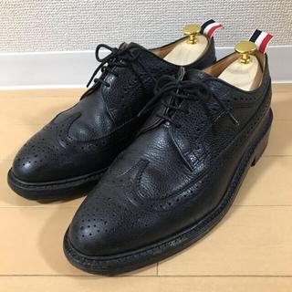THOM BROWNE - トムブラウン THOM BROWNE 革靴 シューズ US7.5
