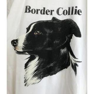 Lochie - ヴィンテージ   犬Tシャツ イヌ vintage dog t shirt