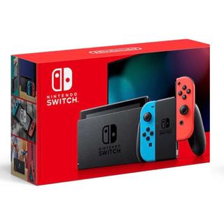 ニンテンドースイッチ(Nintendo Switch)の新品未開封★Switch 任天堂スイッチ本体 ネオン ニンテンドウ(家庭用ゲーム機本体)