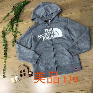 THE NORTH FACE - 美品 the north face パーカー 130