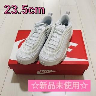 NIKE - NIKE エアマックス97 ホワイト23.5cm 921733-100