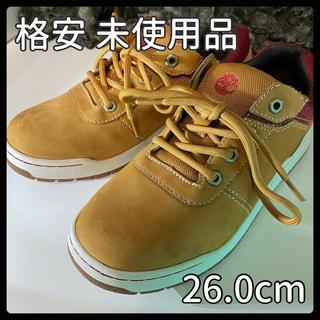 ティンバーランド(Timberland)のティンバーランド 26.0cm 未使用品 シューズ 靴(スニーカー)
