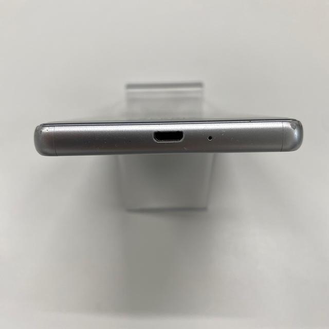 NTTdocomo(エヌティティドコモ)のドコモ☆中古 SIMロック解除済 SO-04H シルバー スマホ/家電/カメラのスマートフォン/携帯電話(スマートフォン本体)の商品写真
