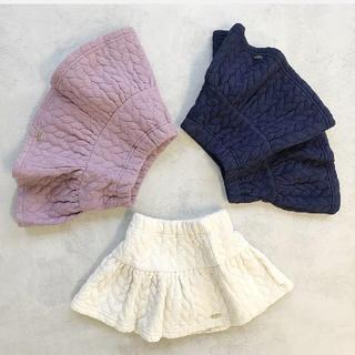 petit main - キルティングスカート