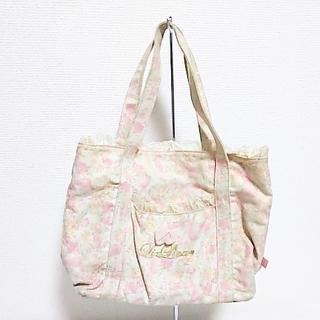 リズリサ(LIZ LISA)のLIZLISA(リズリサ) トートバッグ 花柄(トートバッグ)
