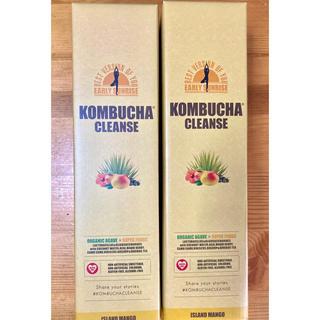 KOMBUCHA CLEANSE コンブチャクレンズ 2本 セット