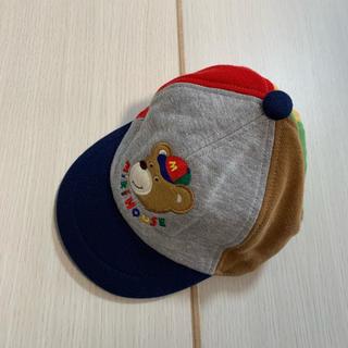 mikihouse - ミキハウス 帽子