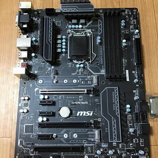 ASUS - core i7 7700Kセット