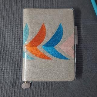 ミナペルホネン(mina perhonen)のほぼ日手帳2017 カズン カバー mina perhonen bird(手帳)