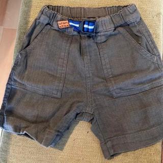 ブランシェス(Branshes)の2点セット♪ブランシェス ズボン&ベイビーギャップ チェックシャツ 90cm(パンツ/スパッツ)