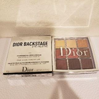 Christian Dior - ディオール バックステージ アイパレット 004 ローズウッド