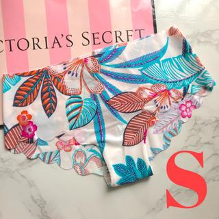 Victoria's Secret - ★送料無料★ヴィクトリアシークレット ショーツ ハワイアンホワイトトロピカル