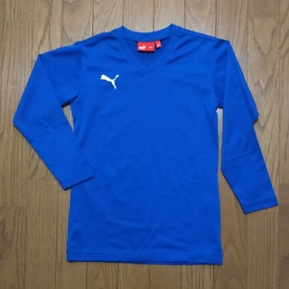 PUMA - プーマ 長袖スポーツシャツ 140