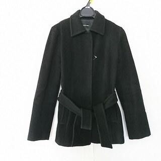 メイソングレイ(MAYSON GREY)のメイソングレイ コート サイズ2 M 黒 冬物(その他)