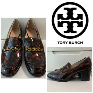Tory Burch - トリーバーチ べっこうエナメル パンプス