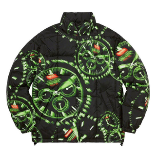 Supreme - Watches Reversible Puffy Jacket 定価販売
