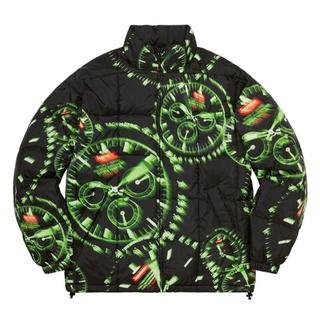 シュプリーム(Supreme)のWatches Reversible Puffy Jacket 定価販売(ダウンジャケット)