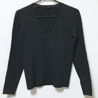 セオリー(theory)のセオリー 長袖セーター サイズ2 S 黒(ニット/セーター)