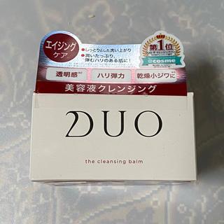 DUO  クレンジング バーム (クレンジング/メイク落とし)