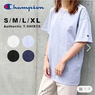 チャンピオン(Champion)のChampion Tシャツ ブラック(Tシャツ(半袖/袖なし))