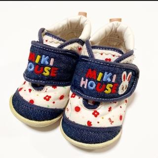 ミキハウス(mikihouse)のMIKI HOUSE ミキハウス シューズ(スニーカー)